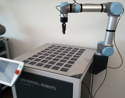 Industrie 4.0 – Robotik an der FDS