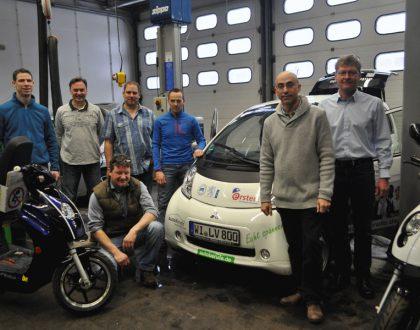 Elektromobilität auf höchster Stufe