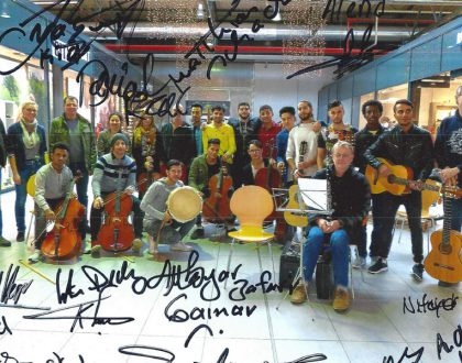 Schülerkonzert in der Limburger WERKStadt