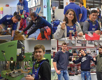 Bildungsmesse Limburg am 24.11.2017