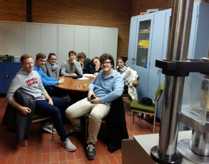 Studienberatung in der THM Gießen