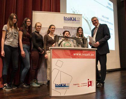 Erfolgreiche Teilnahme am Ingenieurwettbewerb