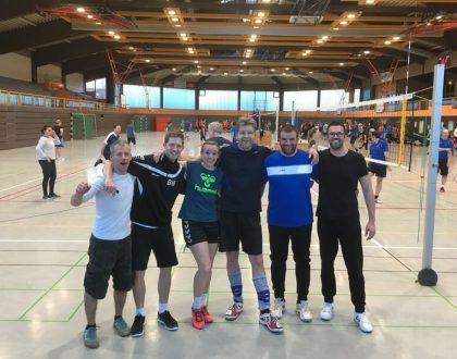 FDS beim Volleyball-Turnier der Schulen des Kreises