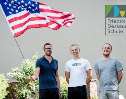 FDS goes America!
