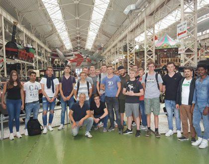 Zu Besuch im Technikmuseum Speyer