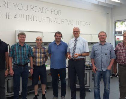Entdeckungsreise Lernfabrik & Industrie 4.0