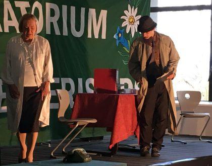 Forum Theater aus Wien zu Gast an der FDS