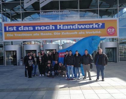 Bleibende Eindrücke - Klassenfahrt München