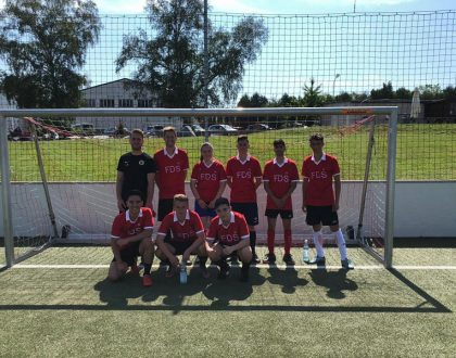 8. Rotary Cup - die FDS war dabei