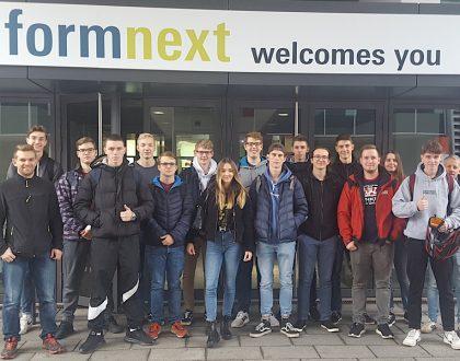 """Die """"formnext"""" in Frankfurt"""