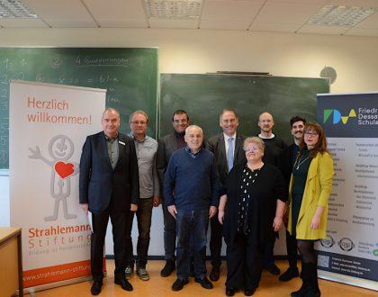 Strahlemann-Stiftung an der FDS