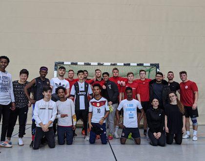 Fußballturnier an der FDS