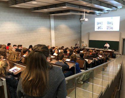 Exkursion zur Hochschule Koblenz