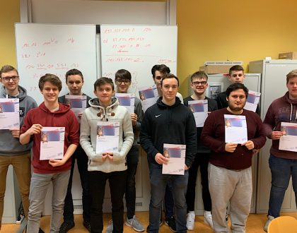 Limburger Schülerinnen und Schüler an der Spitze bei Deutschlands größtem Informatikwettbewerb