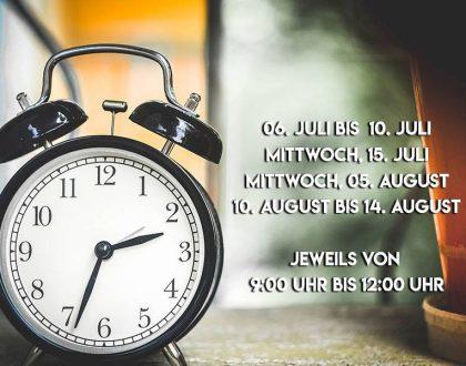 Sekretariat Öffnungszeiten Sommerferien